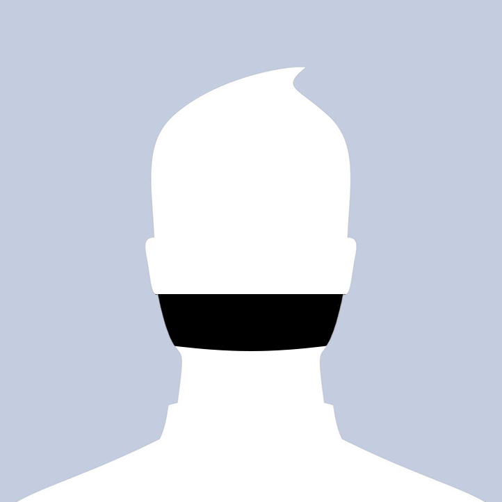 Facebook Placeholder Profile Photo Gagged